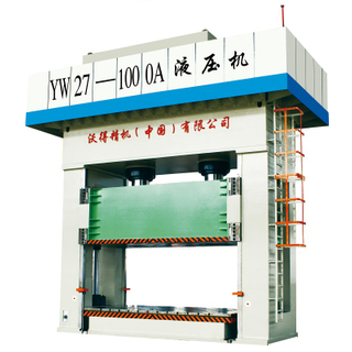 YW27 H Frame Hydraulic Stamping Press Machine